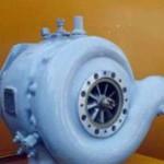 турбокомпрессор ТК18 ТЕХНИЧЕСКИЕ ХАРАКТЕРИСТИКИ: Температура газов перед турбиной: 700 0С, не более Основные размеры LхBхH: 550х460х460 мм Масса: 140 кг