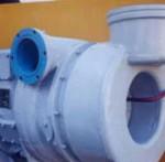 турбокомпрессор ТК23 ТЕХНИЧЕСКИЕ ХАРАКТЕРИСТИКИ:  Температура газов перед турбиной: 700 0С, не более  Основные размеры LхBхH: 720х610х610 мм  Масса: 300 кг